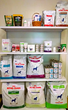 Pet Nutrition at SAH